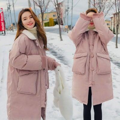 レディース     防寒 コート かわいい 冬服 ファーコート  アウター ファーコート  ロングコート  カジュアル   あったかい  ピンク、アプリコット