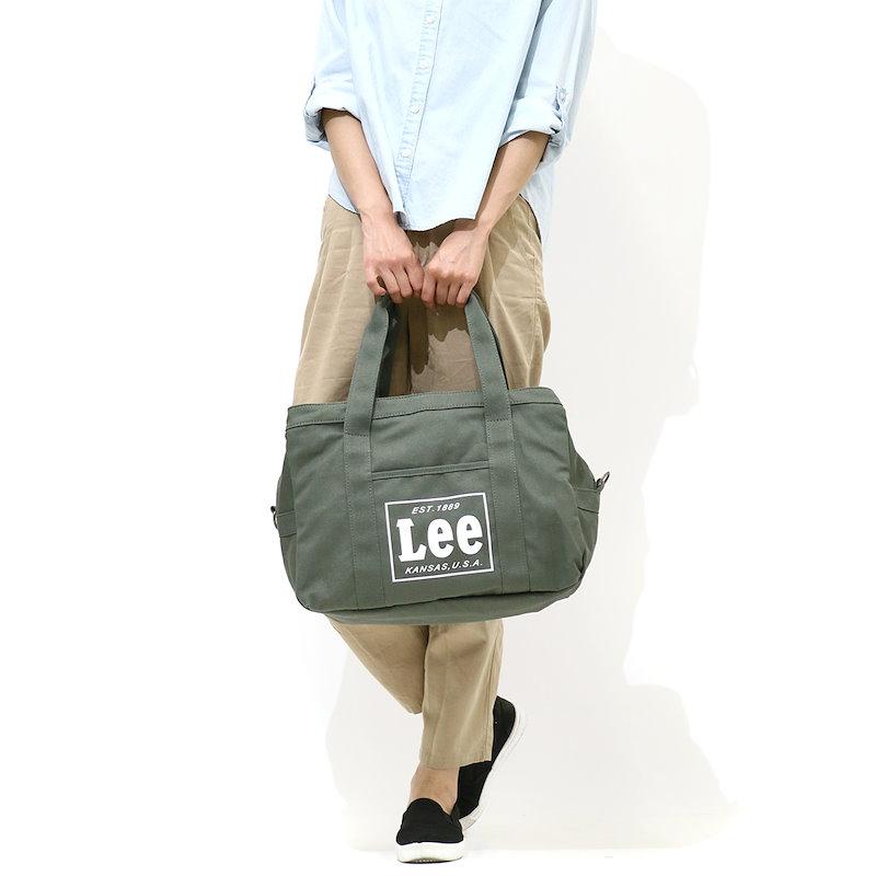 Lee トートバッグ LEE リー 2WAYトートバッグ ショルダー 斜めがけ excursion A4 メンズ レディース 320-171