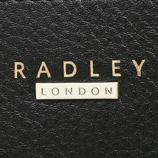 ラドリー バッグ RADLEY 63807 A DUKE MEDIUM ZIP-TOP  ショルダーバッグ BLACK