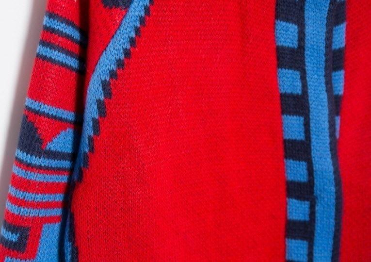「韓国製 SELLISHOP」ヘラブ配色 ニット「オフショルダー ニット シャギーニット ニットソー セットアップ ロングTシャツレディース リブニットプルオーバ オフィス 30代 40代 50代 ロ