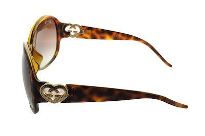 グッチグッチ サングラス GUCCI GG3530/F/S 791/JS (アジアンフィット)インターロッキングG ハート レディース 女性 ブランドサングラス メガネ UVカット カジュアル ファッション