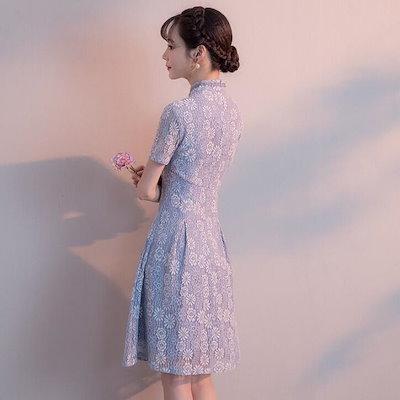パーティー 結婚式 披露宴 二次会 お呼ばれ フォーマル ドレス ワンピース 秋冬新作 20代 30代 40代 大人 CGMS000122