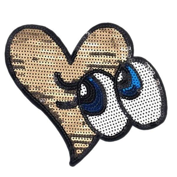 ラブリーバッジ刺繍縫製漫画に子供のために刺繍ホット販売ブミン技術
