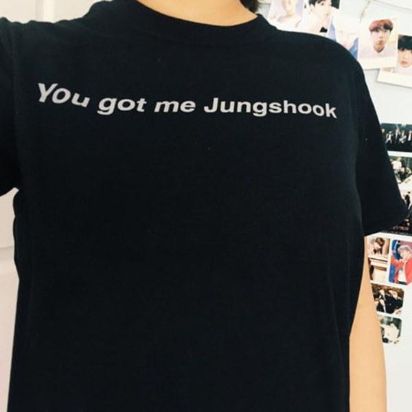 BTS Jungshook衣料品