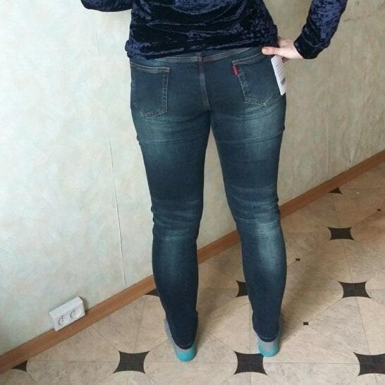 アリス&エルマーレディースストレッチスキニージーンズパンツ