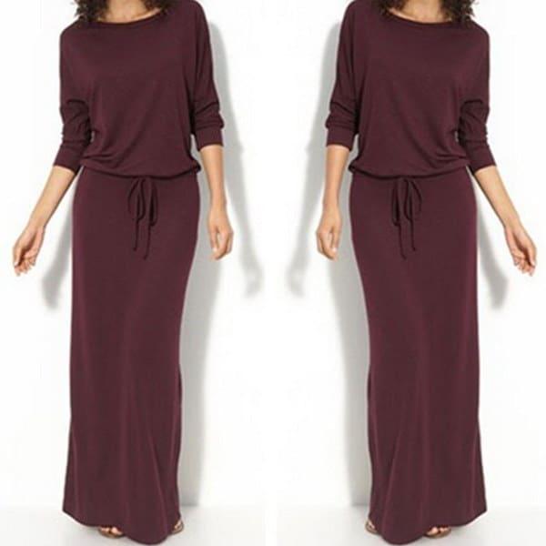 女性のファッション印刷ハイスリットマキシドレス夏のノースリーブバックレスエレガントなドレス