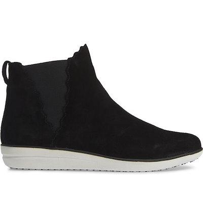 エイトレックス レディース スニーカー シューズ Aetrex Alanna Slip-On High Top Sneaker (Women)