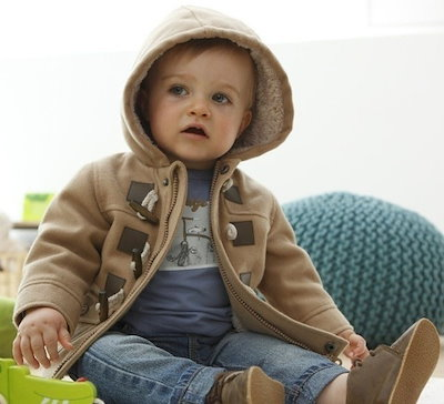 Baby Boys Jacket Clothes Winter  2 Color Outerwear Coat Thick Kids Clothes Children Clothing