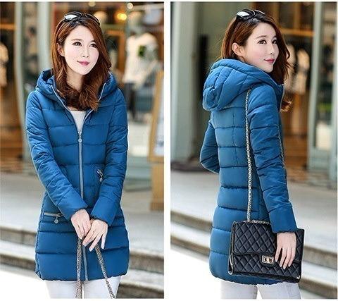 2016新しい女性のジャケットパーカーファッション冬のジャケット女性厚く暖かいコートレディースアウター女性のジャケットパーカーについて
