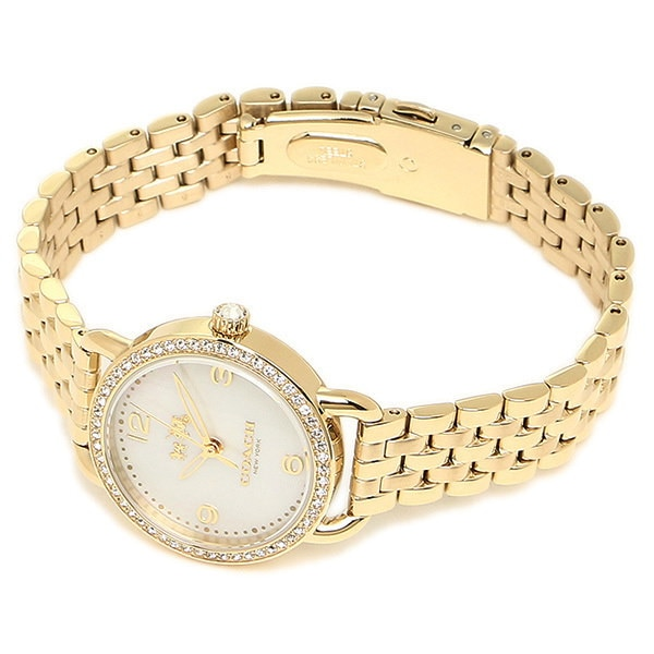 コーチ 時計 COACH 14502478 レディース腕時計ウォッチ ゴールド/シルバー