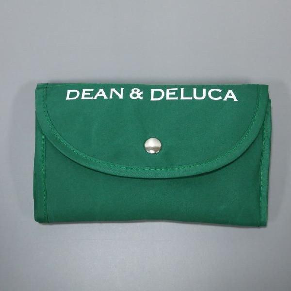 DEAN  & DELUCA(ディーンアンドデルーカ)折りたたみ ショッピングバッグ コンパクト エコバック