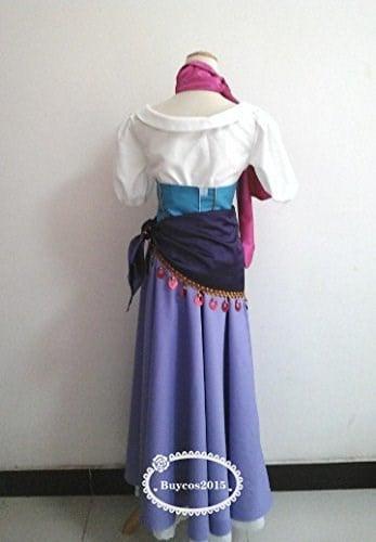 コスプレ衣装 ディズニー ノートルダムの鐘 エスメラルダ