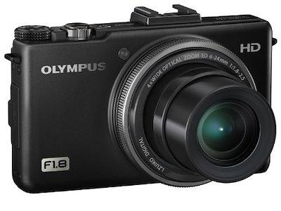 OLYMPUS デジタルカメラ XZ-1 ブラック 1000万画素 1/1.63型高感度CCD 大口径F1.8 i.ZUIKO DIGITALレンズ 3.0型有機ELディスプレイ