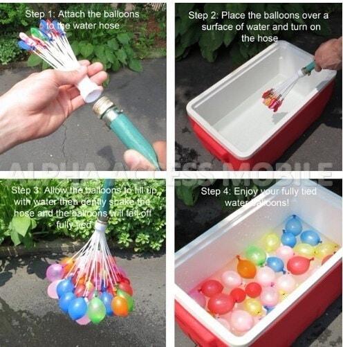 111ピース夏の屋外パーティ悪ふざけ水のバルーン爆弾おもちゃのおもちゃで遊んで幸せな子供たち