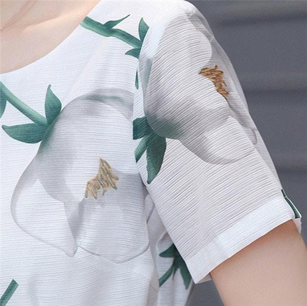 送料無料!!!レディースワンピース 韓国無地 スリム 韓国のファッション  ロングスカート 丸首半袖ワンピース  プリントワンピース  ハイセンス 着心地いい おしゃれ 夏 スリム セール★ レディースワンピース
