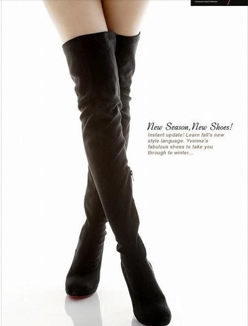 レディース  ブーツ ブーティー ロングブーツ ニーハイ 靴 シューズ 靴下 スタッツ ソックス ストッキング 2way  ヒール11cm 美脚 ギャル GAL フェミニン マストアイテム 足長 大人 セクシー フェミニ
