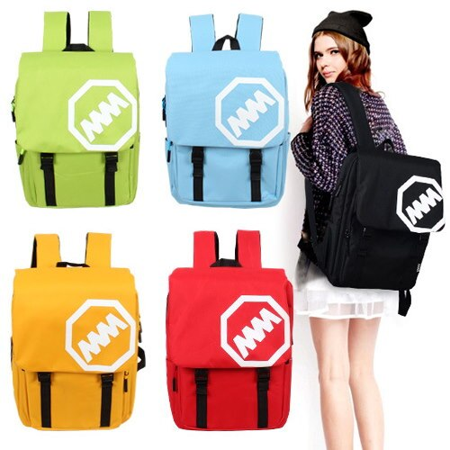日本韓国バックパック/ ショルダーバッグ リュックサック ハンドバッグBackpack /ノートPCバッグ/リュック・旅行、登山カバン/パソコンカバン/リュック/男女兼用/カジュアルバッグ 通勤通学