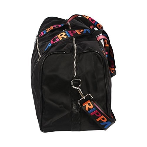 Orota colorful alphabet shoulder strap Nylon sport duffle Gym Bag- (Color:2)  polo
