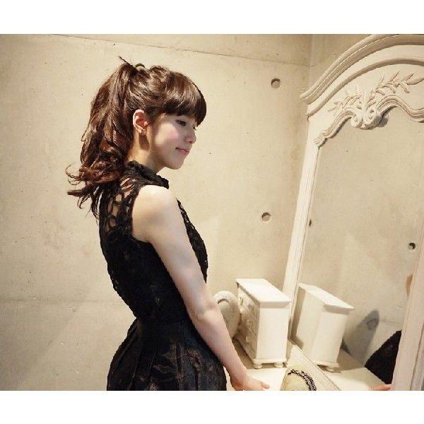 ワンピース セットアップ フォーマル レース シースルー パーティードレス ミディアム丈ドレス ノースリーブ シフォン 刺繍 ブラック ホワイト 黒 白 二次会 お呼ばれ 結婚式 20代 30代 40