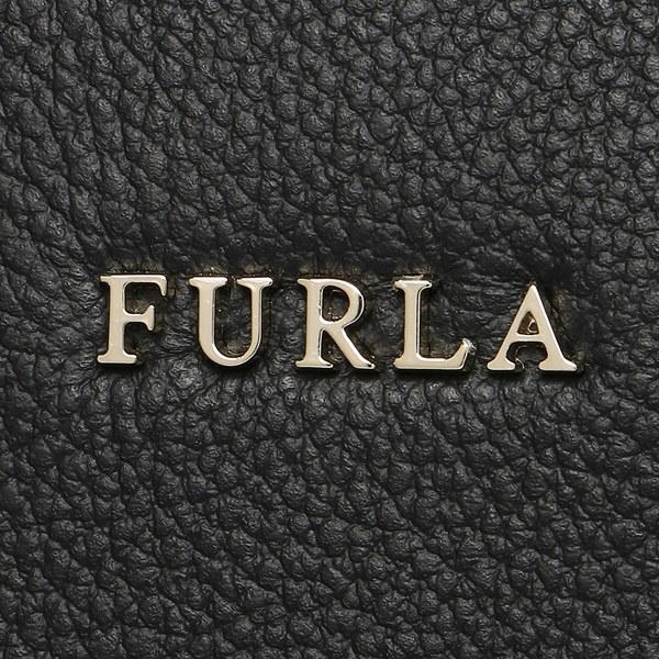 フルラ バッグ FURLA 924549 BLS0 OAS O60 PIN M TOTE E/W レディース トートバッグ 無地 ONYX 黒