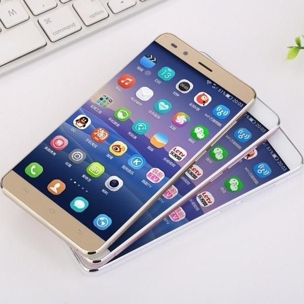 2017ホット販売5.0インチ携帯電話Octaコア8.0MPカメラBluetooth4.1 GPS 1G + 16Gスマートフォン米国/ EUプラグ