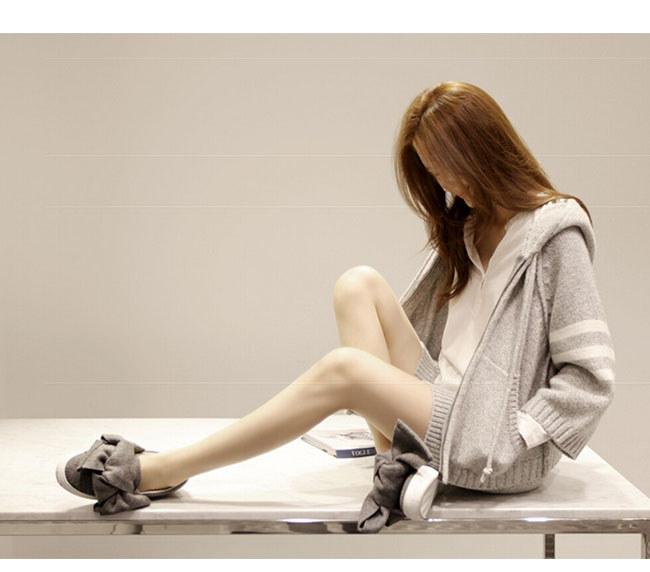 [全2color][2点SET]ニットセットアップ★ニットパンツ 暖かい女性ニットツーピース♥トップ+パンツSET♥ストレッチある高品質ルーズフィットニット あったか極暖♪裏起毛ワンピースが必ず入る