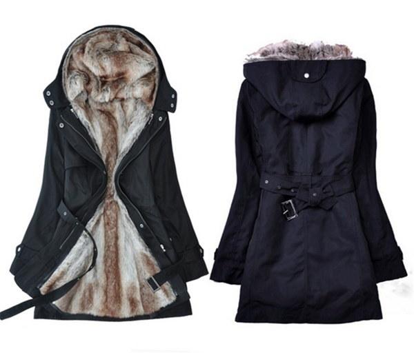 新しいホットファッション女性ウィンターコートレディースアウトレットファージャケットサイズS-XXXLプラスサイズ