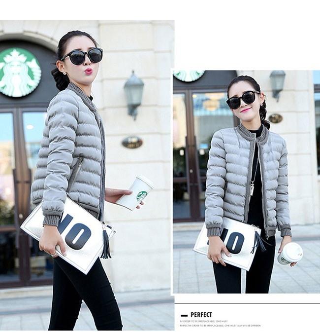レディース服 女性 大人 冬 ダウンコート ダウンジャケット 丸襟 ショート丈 薄手 カジュアル 無地 ショート丈 軽い 韓国ファッション