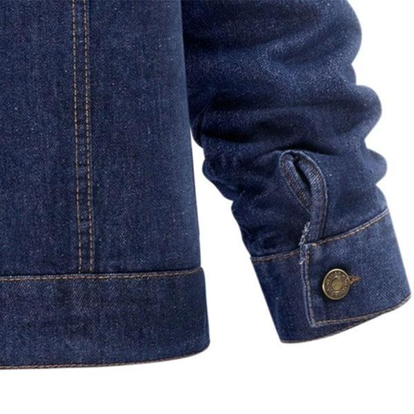 秋の新婦人デニムジャケットポケットジャケアジーンズFeminina StreetwearスタイルジャンジャケットXL-5XL