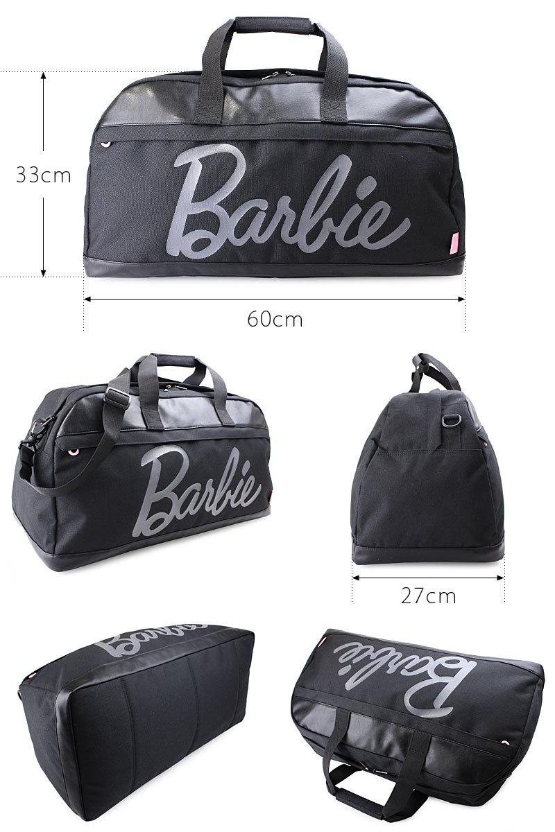 【セール】【30%OFF】バービー Barbie 2WAYボストンバッグ ボストンショルダー 59455 部活 ジム アメコミ 返品交換不可