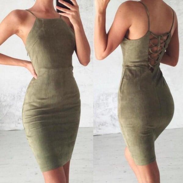 ファッションハイエンドセクシーなストラップレススパゲッティストラップドレスビーチパーティードレス女性服ミニドレス