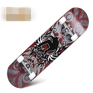 大人気のハイウェイスケートボードの活力2倍の丸いプレート3108スケートボード