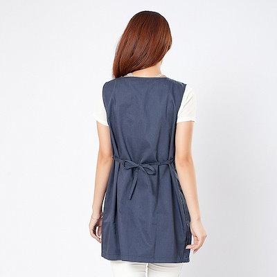 BT837妊婦kissbaby新しいmaternatyの放射線防護服緩いベストドレス