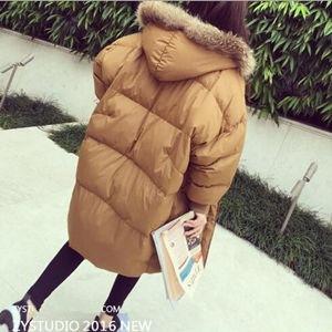 ダウン風コート 中綿コート ロングコート ダウン風ジャケット ファー フード レディース ゆったり コート アウター 暖かい 秋冬 新作