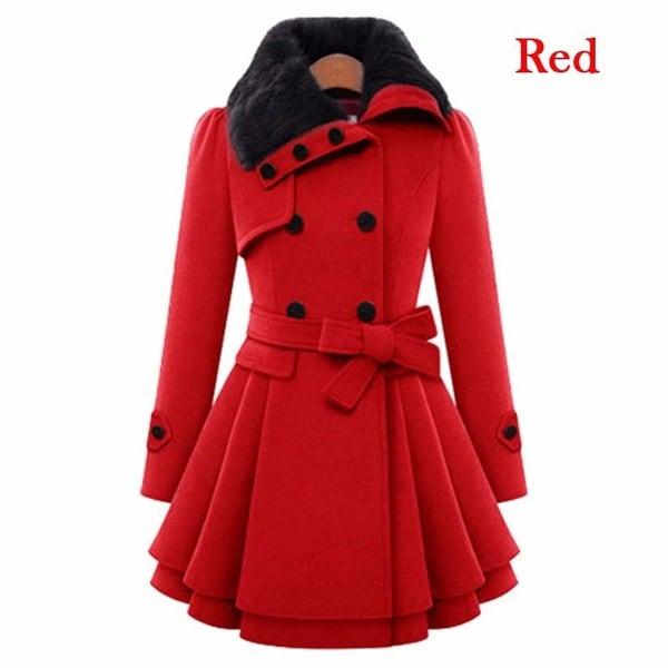 2017女性のためのファッション女性のジャケット秋冬フードーズコートジッパーコート