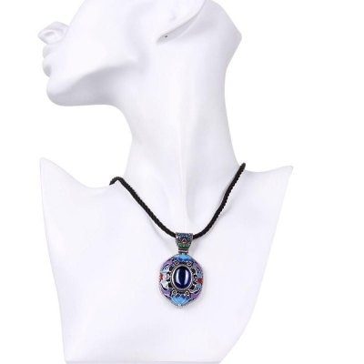 N008-A Women National Style Necklace