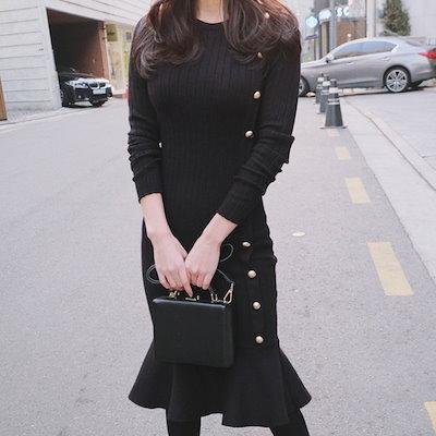 二次会 ワンピース ワンピース 韓国ファッション パーティードレス 結婚式 レディース 総 パーティーワンピース パーティーワンピース オルチャンファッション パーティ フレア オルチャン