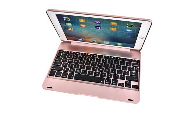 iPad超薄型BluetoothキーボードカバーケースiPad Pro 9.7 / iPad Air2 / iPad mini 4 3 2 1