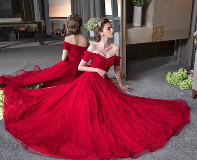 パーティー 結婚式 披露宴 二次会 お呼ばれ フォーマル ドレス ワンピース 秋冬新作 20代 30代 40代 大人 CGMS001953