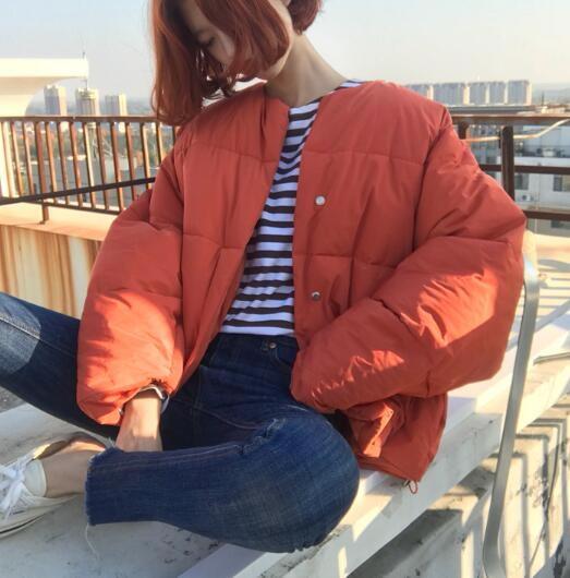 [55555SHOP]ジャケットコート ゆったりカジュアル上着  ダウンジャケット ミリタリージャケット