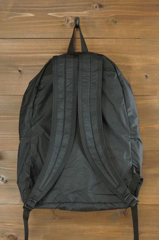 【SALE】BRIEFING ブリーフィングPACKABLE DAYPACKパッカブルデイパックBLACK(ブラック) 男女兼用 黒 リュック バッグ 折りたたみ アウトドア リップストップ