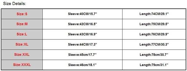 ファンタスレディースレディースカジュアルニットスリーブセーターコートカーディガンジャケットS-3XL