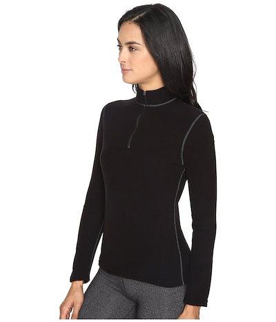 ホットチリーズ レディース シャツ トップス Micro Fleece Zip-T