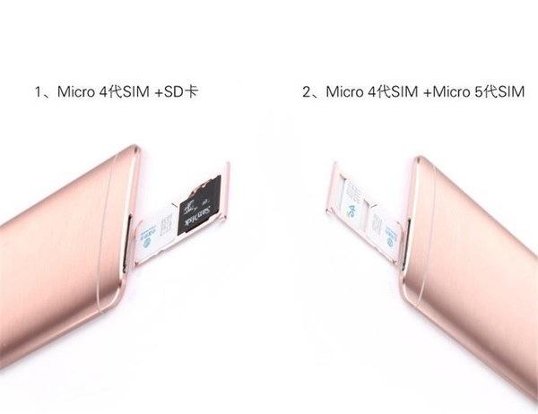 超薄型ファッションミニAnica A7電話MP3 BluetoothタッチディスプレイデュアルSIM携帯電話