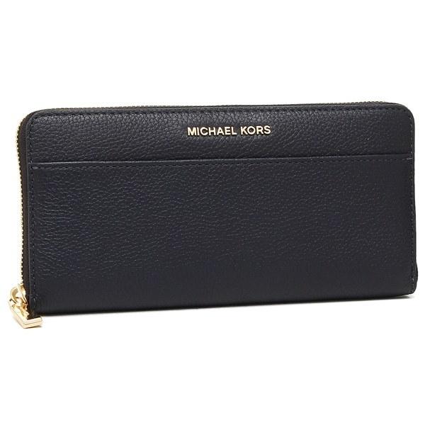 MICHAEL MICHAEL KORS 財布 マイケルマイケルコース 32S7GM9E9L 414 MERCER ZA CONTINENTAL MERCER PEBBLE 18K 長財布 ADMIR
