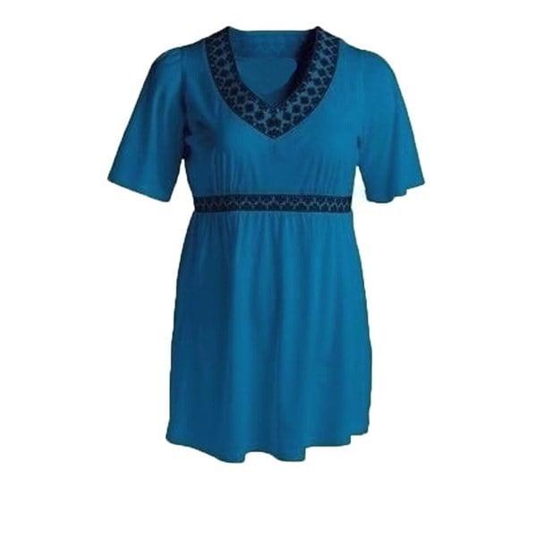 4色の女性セクシーなVネック半袖チュニックTシャツトップブラウスプラスサイズ