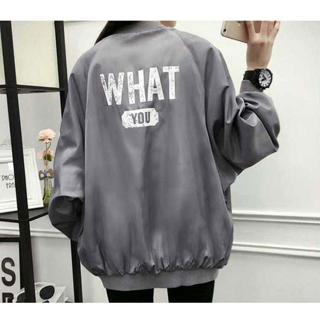 レディースファッション 女性 コート スタジアムジャンパー ジャケット コート アウター サイズ色豊富展開 カジュアル 英文字 今季トレンドの英国風 ノーカラー
