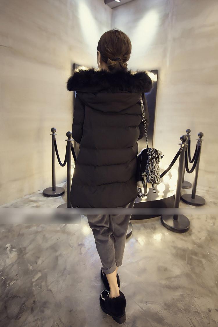 ★送料無料★上質長袖棉服★トップス/冬の新しい レディースファッション  フードコート 女性らしい  綿入れ アウター コート ダウンコート ダウンジャケット●中綿暖かいモッズコートでこの冬を乗り切ろ