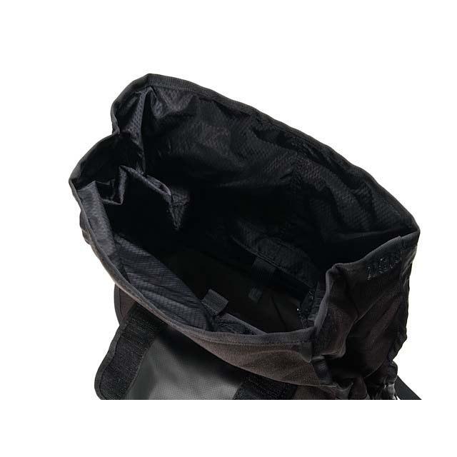 クローム CHROME バックパック リュック BRAVO ブラボー BLACK/BLACK 20L