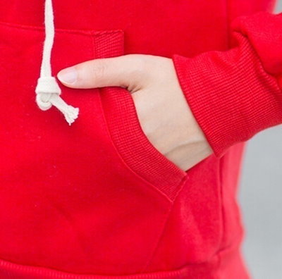 Korean casual hooded sweater letter sweater suit women sweater &  pants set
